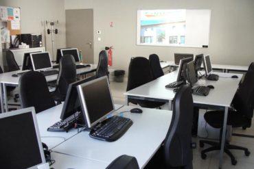 Cap Formation : le confort de nos salles pour une formation idéale et dans les meilleures conditions possibles pour nos apprenants.