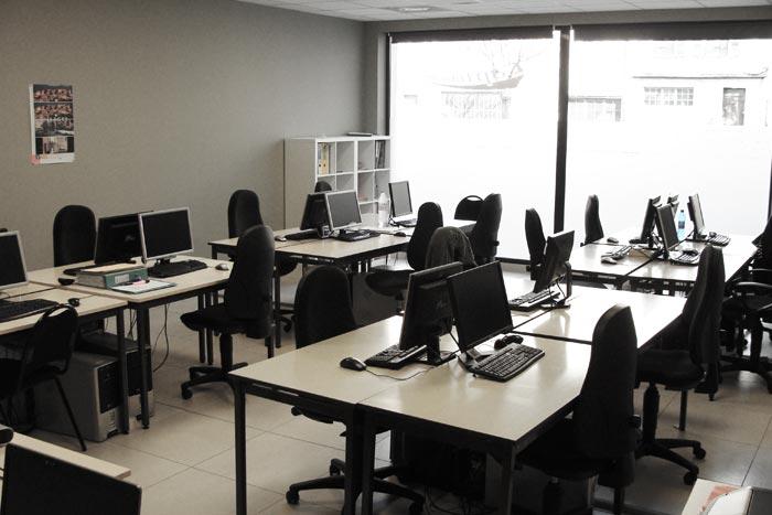 Une salle de formation toute équipée chez Cap Formation !