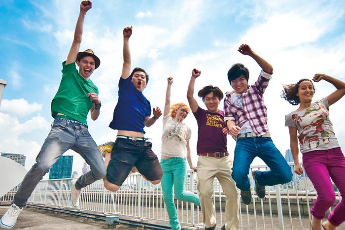 Jumping Guys