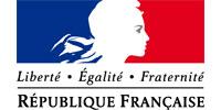 Logo république française - Cap Formation.