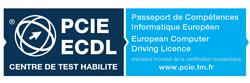 Notre organisme de formation professionnelle continue, Cap Formation, à Carpentras, est un centre habilité : passeport de compétences informatique européen - PCIE.
