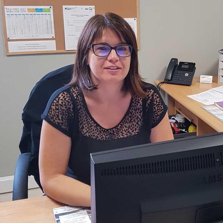 Cap Formation : notre secrétaire comptable.