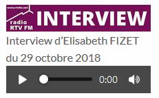 Interview Elisabeth FIZET