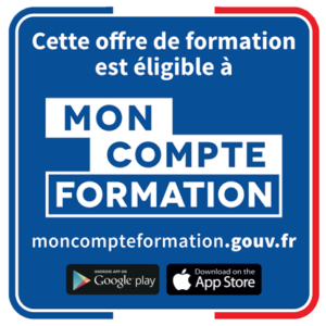 Bouton Mon Compte Formation